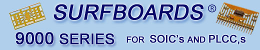surfboards 9000 series header graphic